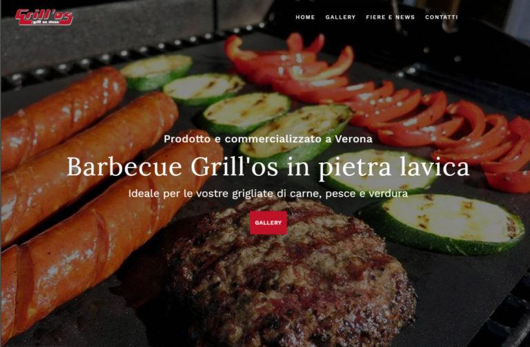 Restyling del sito di Barbecue Grill'os