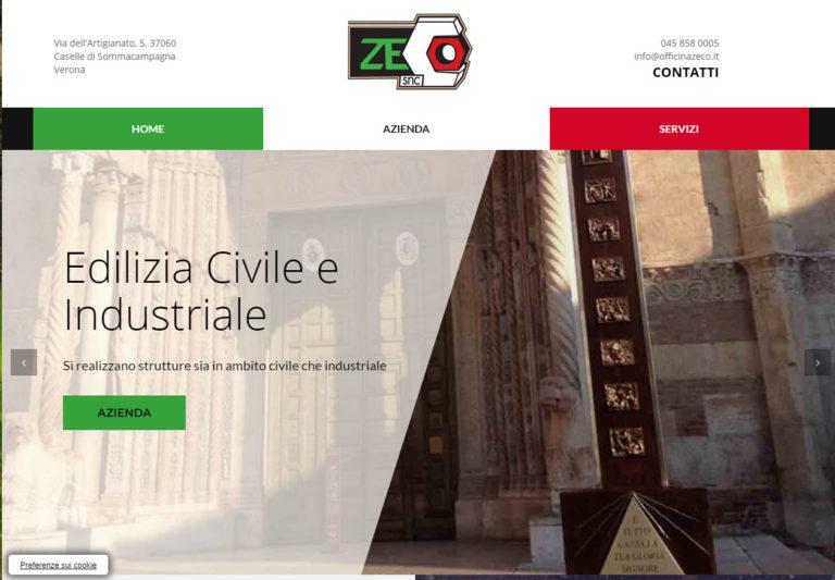 Grafica per Officina ZeCo