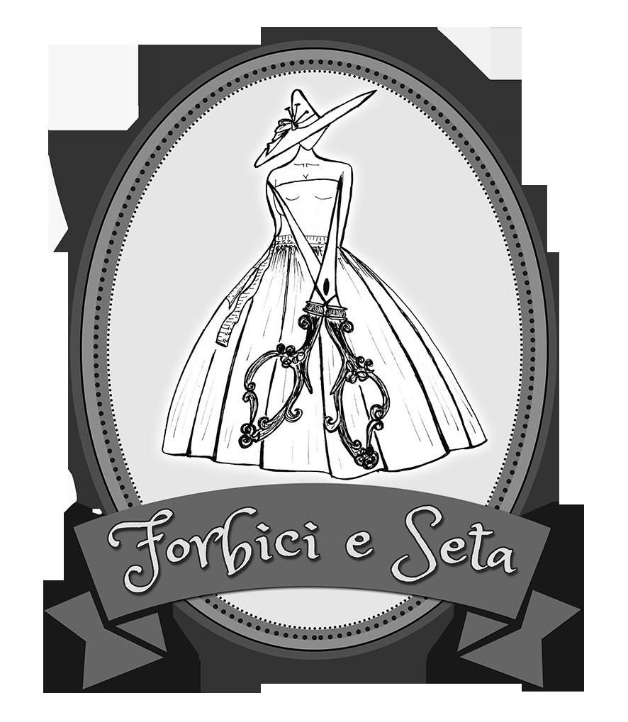 Logo per FORBICI E SETA di Tecla Zenari